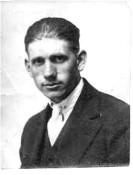 Ben Strang before left for war 1917
